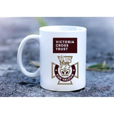 The Victoria Cross Trust VCT Mug