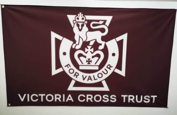 The Victoria Cross Trust VCT Flag