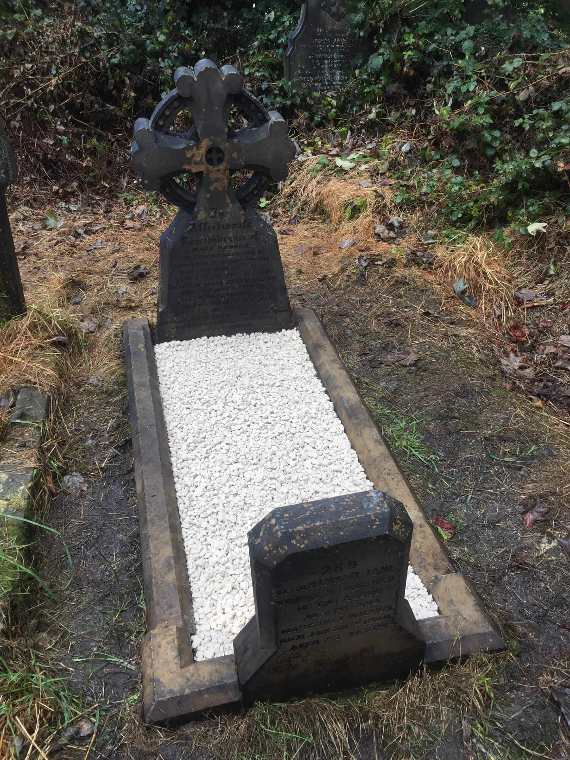 Joel Holmes Grave